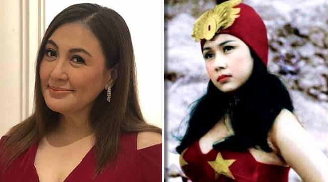 Sharon Cuneta pays tribute to her real-life 'Darna' friends