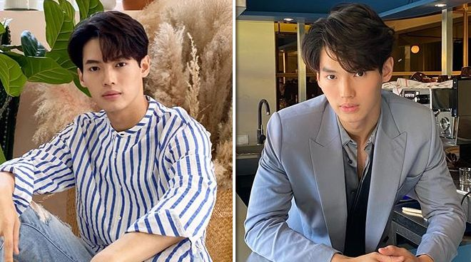 Cutie alert! This Thai actor is WINning the hearts of girls (and boys) alike