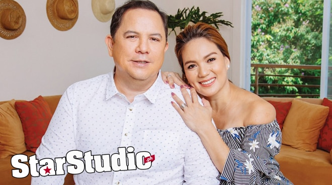 "EXCLUSIVE: Sylvia Sanchez, husband ""finally cleared from pneumonia"""