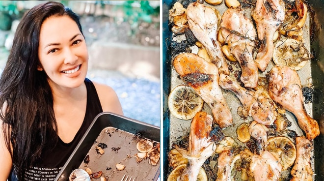 Ruffa Gutierrez learns to cook for the first time: 'Feeling grateful that I'm able to learn new skills at home'
