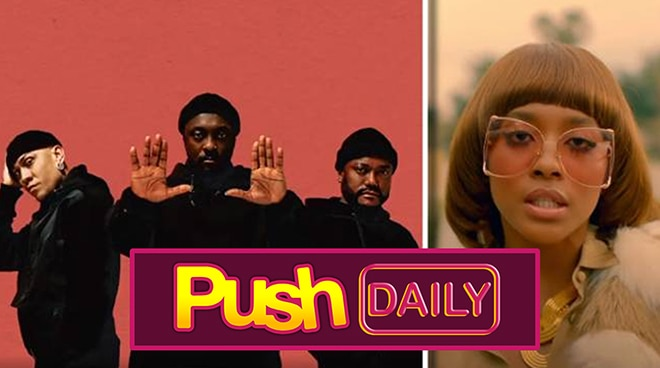 Jessica Reynoso, ibinida sa bagong music video ng Black Eyed Peas | PUSH Daily
