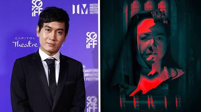 Mikhail Red confirms 'Eerie' prequel