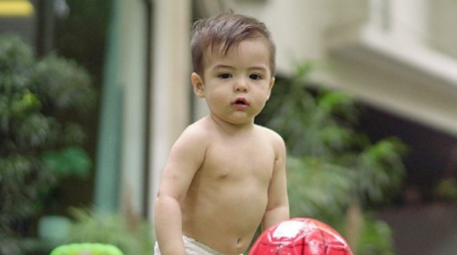 Dingdong Dantes and Marian Rivera's son Sixto turns one year old