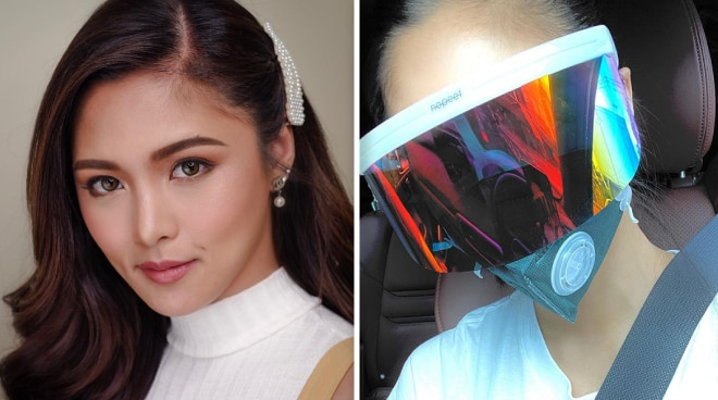 Kim Chiu on going outside for first time during quarantine: 'It's like we are in a movie'