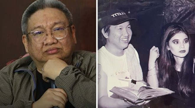 Director Erik Matti shares behind-the-scenes photos from his old movies and TV shows