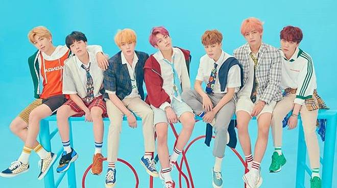 K-Pop group BTS's concert over the weekend amasses 50 million views