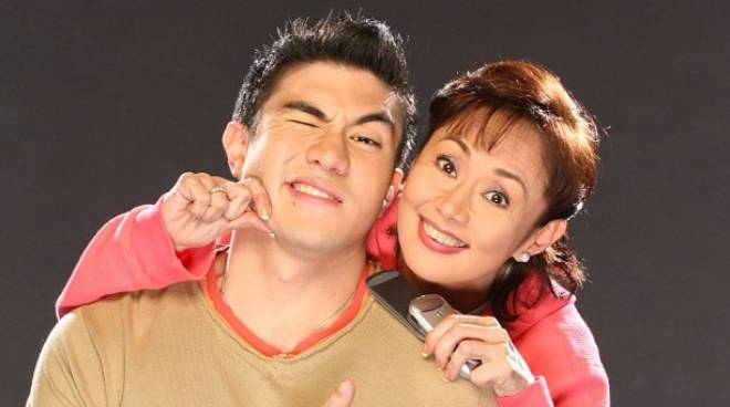 LOOK: Vilma Santos' birthday message for son Luis Manzano