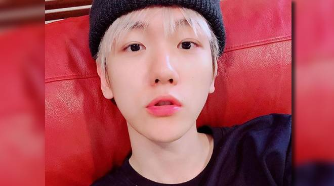 EXO member Baekhyun set to release new album this May