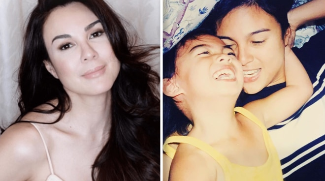 Gretchen Barretto shares birthday message for daughter Dominique