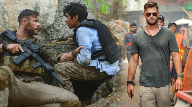 Chris Hemsworth reunites with the Russo brothers in action-thriller 'Extraction'
