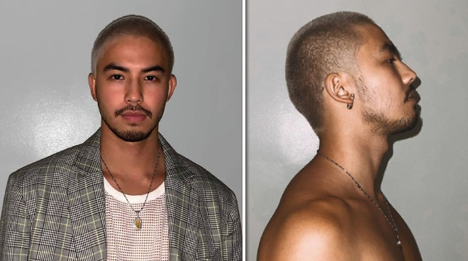 LOOK: Tony Labrusca sports new look