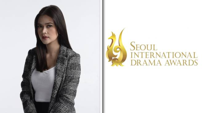 Bela Padilla nominated for best actress in Seoul International Drama Awards