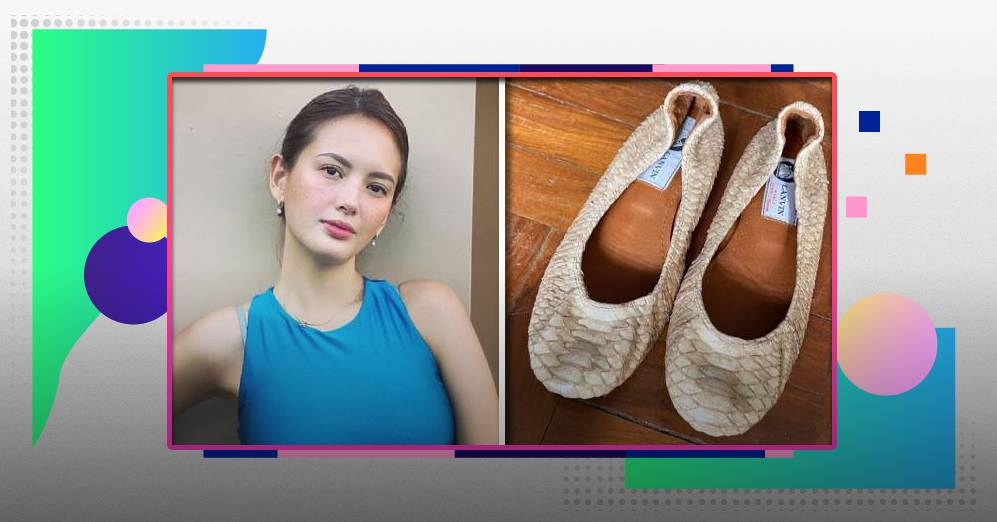 Ellen Adarna sells her Prada, Lanvin, and Manolo Blahnik shoes online