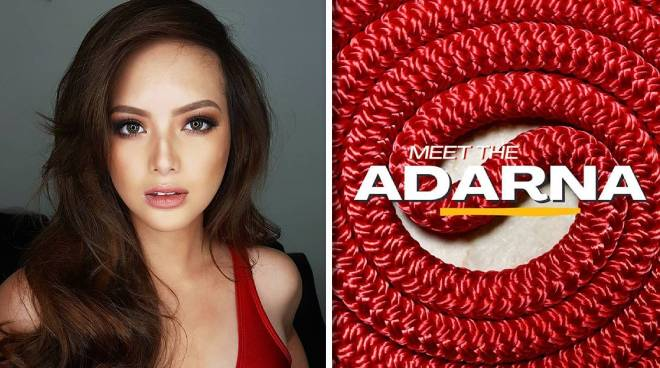Ellen Adarna helps launch the 'Adarna' jump rope