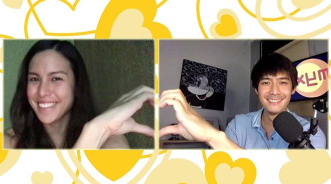 LOOK: Robi Domingo and girlfriend Maiqui Pineda mark 2nd anniversary