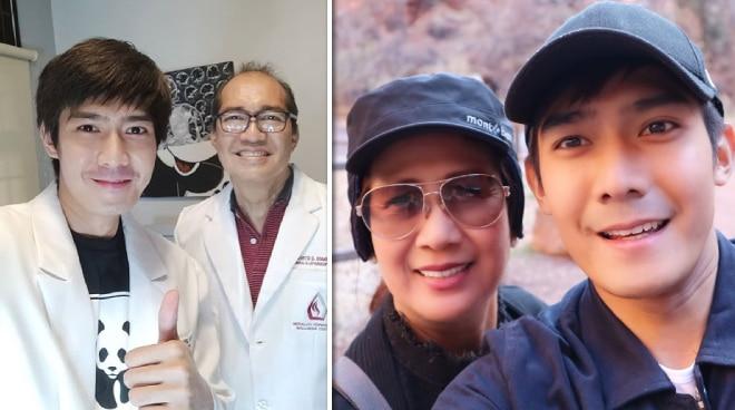 'It makes me proud': Robi Domingo lauds doctor-parents — both seniors — for serving amid pandemic
