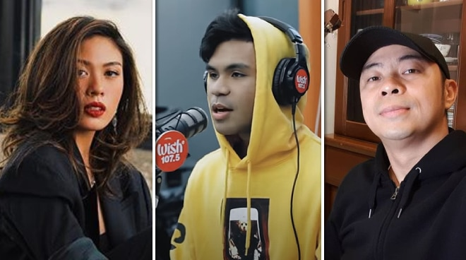 Chito Miranda praises rapping skills of Michael Pacquiao; Frankie Pangilinan weighs in on Jason-Michael issue