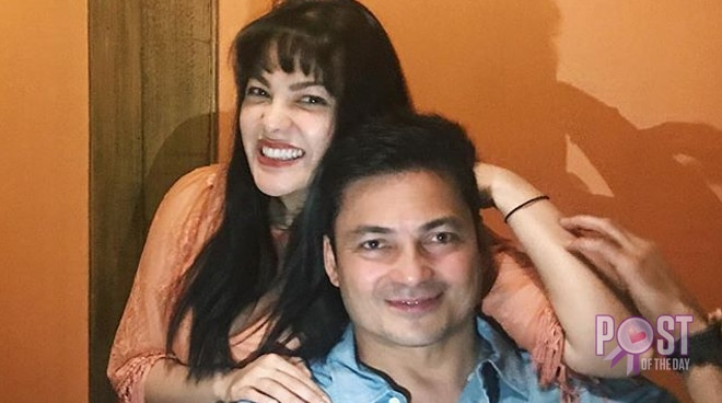 KC Concepcion bonds with her father Gabby Concepcion