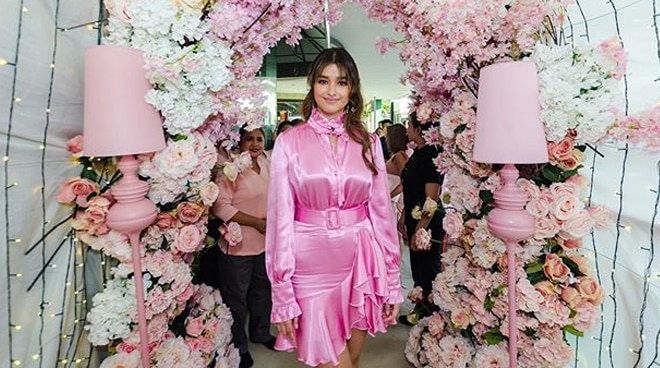 Liza Soberano shares how she got started in the nail spa business