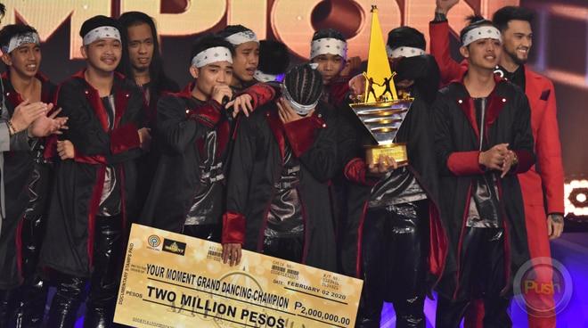 'Your Moment' Champion Kenyo Street Fam, ibinahagi ang inspirasyon sa naging laban