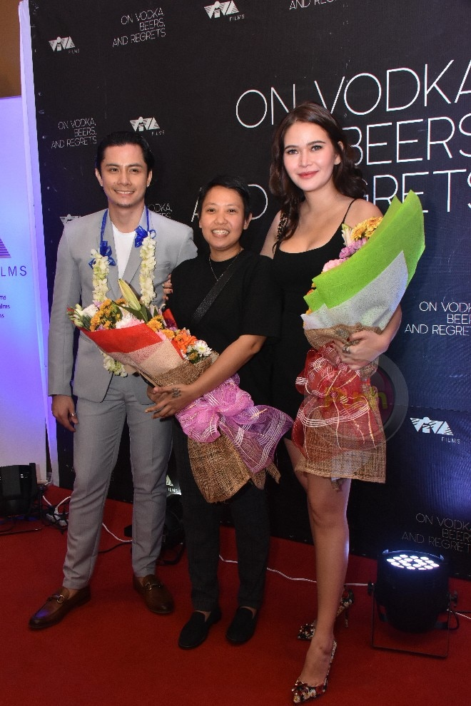 'On Vodka, Beers & Regrets' starts showing on February 5 in cinemas nationwide.