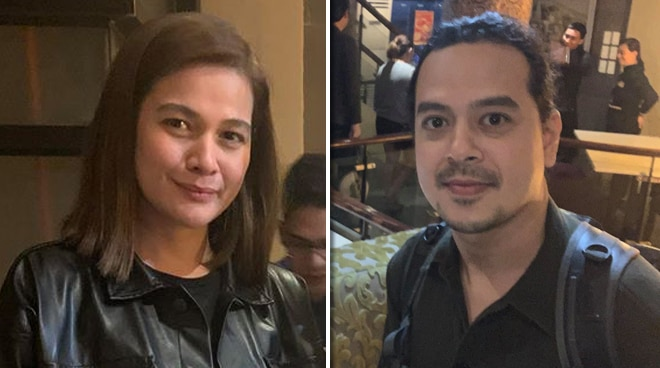 New movie? John Lloyd Cruz, Bea Alonzo spotted together anew