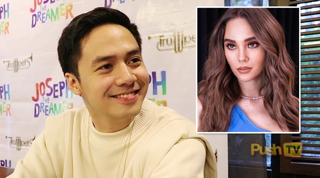 Sam Concepcion on possibly courting Catriona Gray: 'I would take my shot'