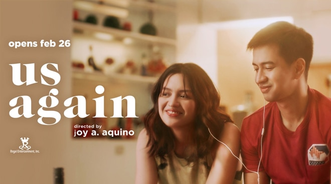 FIRST LOOK: Jane Oineza and RK Bagatsing's new film 'Us Again'