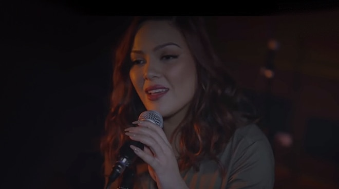 WATCH: KC Concepcion sings 'Smile' in first vlog