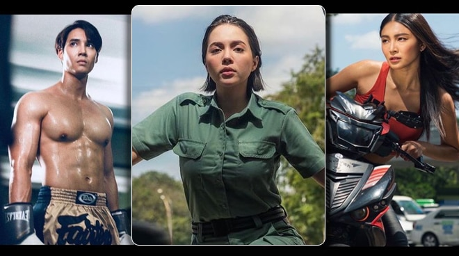 FIRST LOOK: Nadine, Julia and the rest of 'Burado' stars in 'action-packed' teaser photos