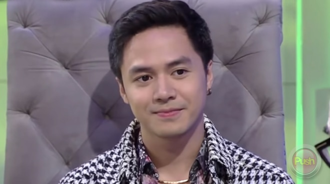 Sam Concepcion reveals why he's too busy to celebrate Valentine's day this year
