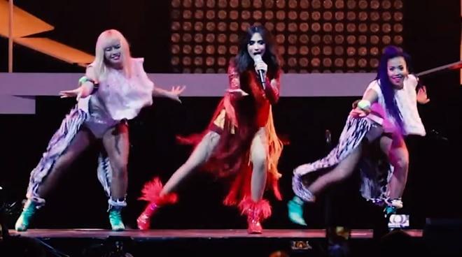 WATCH: Sarah Geronimo performs fierce version of 'Tala'