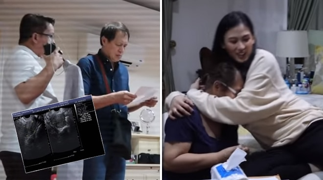 WATCH: Alex Gonzaga pranks her parents that she is pregnant