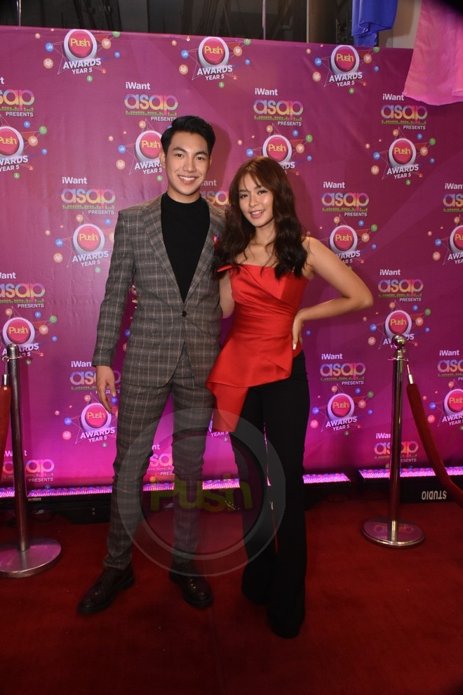 See all the celebrities who attended this year's Push Awards.