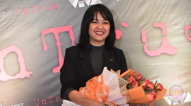Direk Sigrid Bernardo hindi gumagawa ng pelikula para sa award