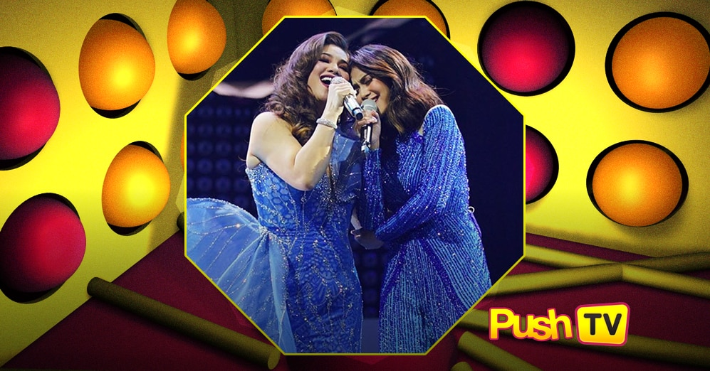 WATCH: Regine Velasquez-Alcasid and Sarah Geronimo's powerful moments at the 'Unified' concert