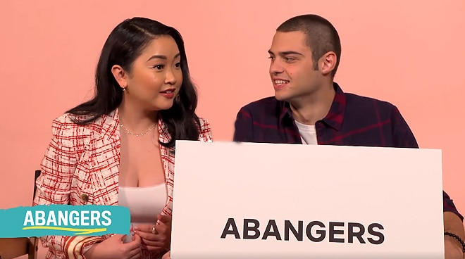 LOOK: Noah Centineo, Lana Condor learn Filipino slang