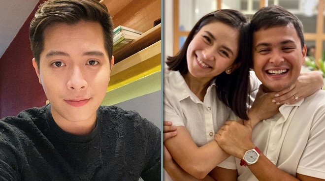 Jason Dy confirms he will sing at Sarah Geronimo and Matteo Guidicelli's wedding
