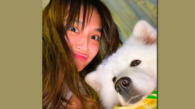 LOOK: Kathryn Bernardo being a 'dog mom' is the cutest thing you'll see today