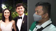 Bodyguard recalls mommy Divine's reaction to Sarah-Matteo's wedding: 'Tinraydor niyo ako'