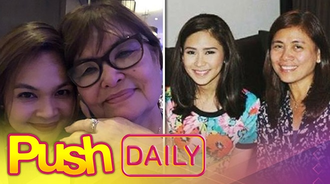 Mommy ni Judy Ann Santos, may payo sa ina ni Sarah Geronimo | PUSH Daily