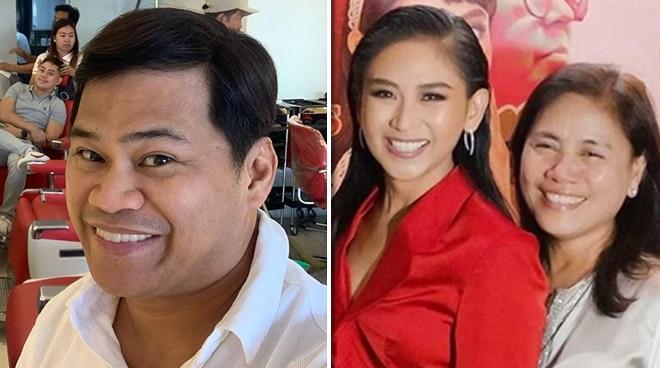 'Napaka-swerte ng anak mo': Ogie Diaz asks Divine Geronimo to accept daughter Sarah's decision to marry Matteo