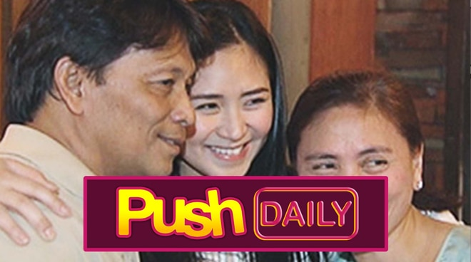 """FLASHBACK FRIDAY: Sarah Geronimo comments on her parents being tagged as """"kontrabida"""" 