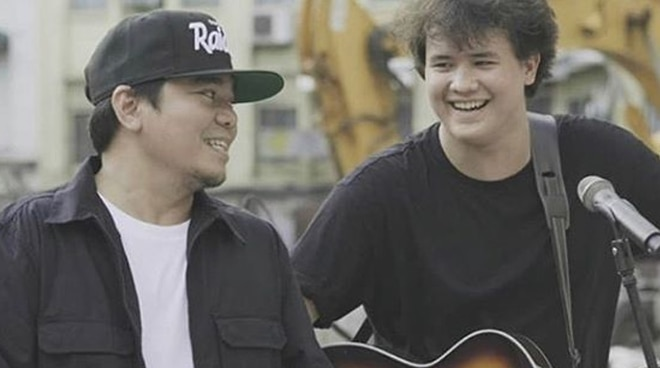 Gloc-9 excited for new song collaboration with Juan Karlos Labajo