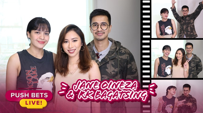 "RK Bagatsing at Jane Oineza, may kaniya-kaniyang opinyon tungkol sa ""closure"" 