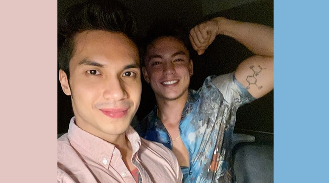 Alex Diaz forgives Miguel Chanco for outing him: 'All water under the bridge now'