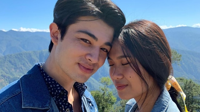 Andre Brouillette on secret to strong relationship with Lou Yanong: 'She puts up with me'