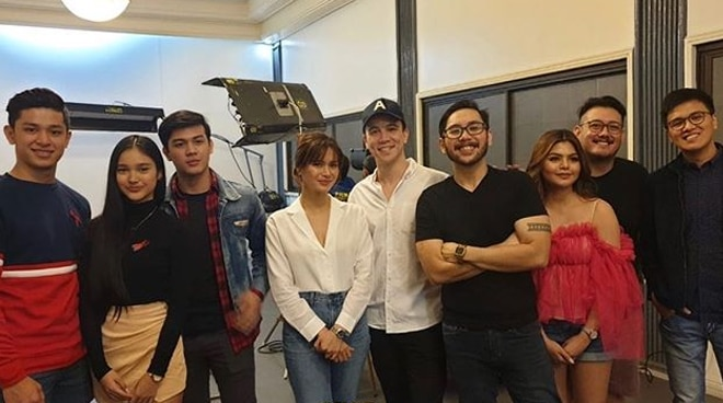 LOOK: Erich Gonzales, Arjo Atayde to be paired in a movie