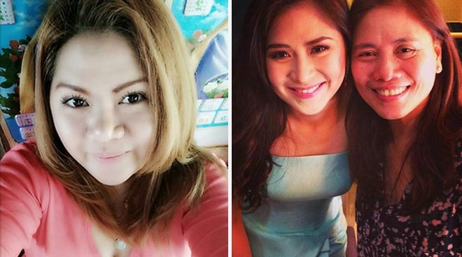 Raquel Pempengco says she is happy for Sarah Geronimo but sympathizes with mommy Divine