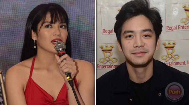 Is Jane Oineza still willing to work with Joshua Garcia?